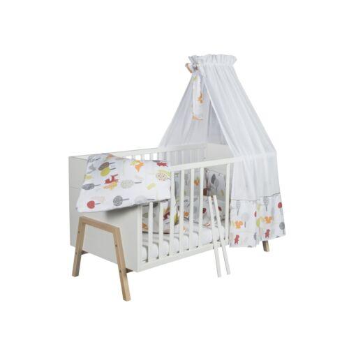 Schardt Holly Nature Kombi-Kinderbett 70x140 cm NEU