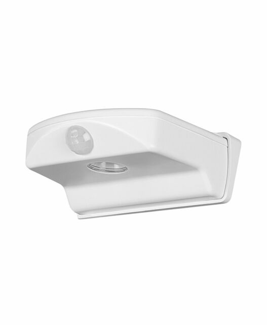 separation shoes a4d9b 4ea60 OSRAM Battery Operated Outdoor PIR Motion Sensor Door LED Porch Light 80187