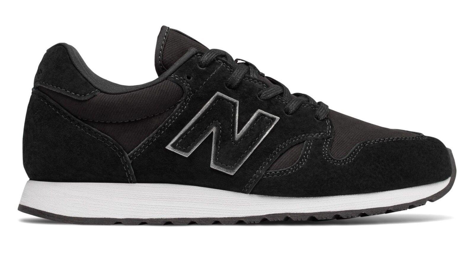New Balance 520 Noir Chaussure Femmes Noir Chaussures de Sport Wl520rk Casual