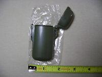 Mini Bic Lighter Plastic Case In Od (olive Drab) (new) Usa Seller