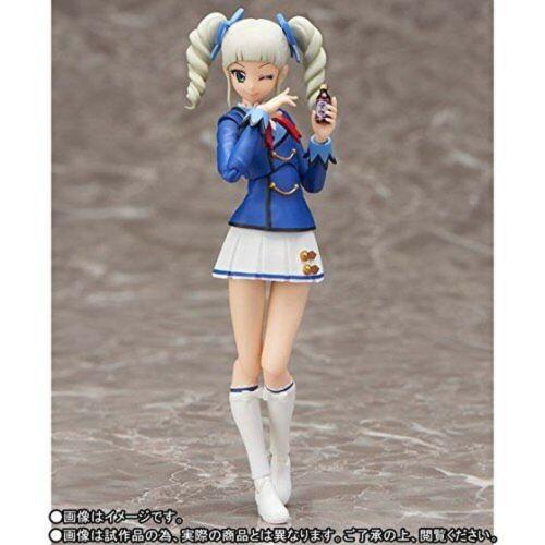 BANDAI Yurika Todo Aikatsu Figure S.H.Figuarts Winter uniform ver Toy from JAPAN