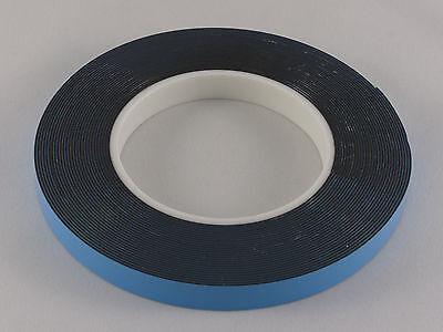 0,8mm Dick Doppelseitiges Klebeband 12mm Breit Kreativ 3 X 10m Rolle Moulding Tape