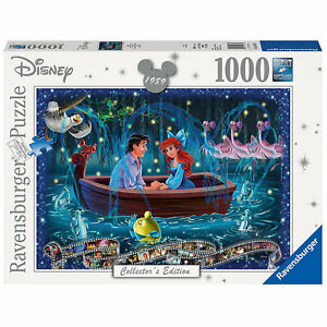 Ravensburger: Disney Little Mermaid Collector's Edition 1000 Piece Puzzle