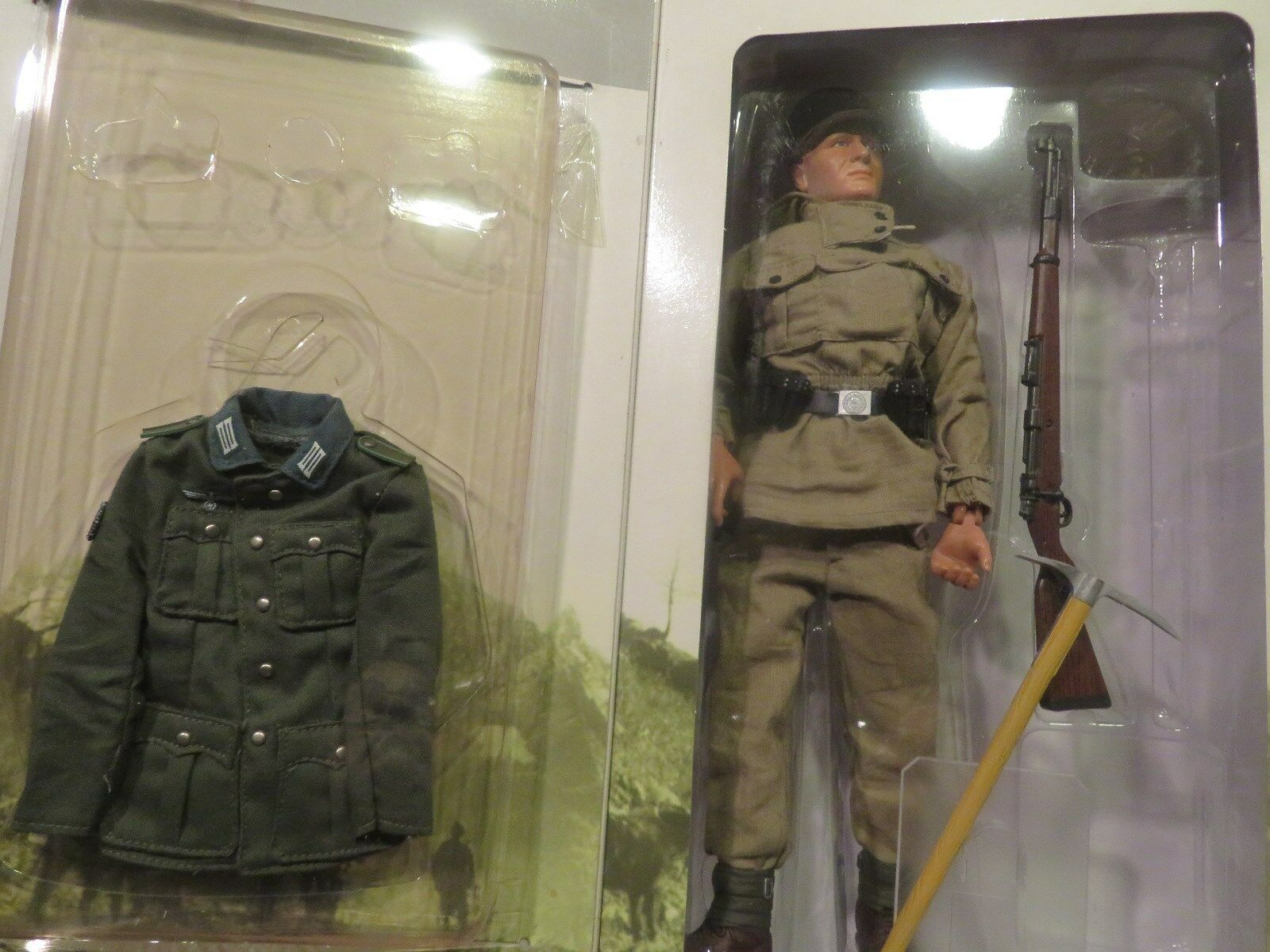 DRAGON 1 6 Caucase 1942 German Gebirgsjager  Gunther  2001