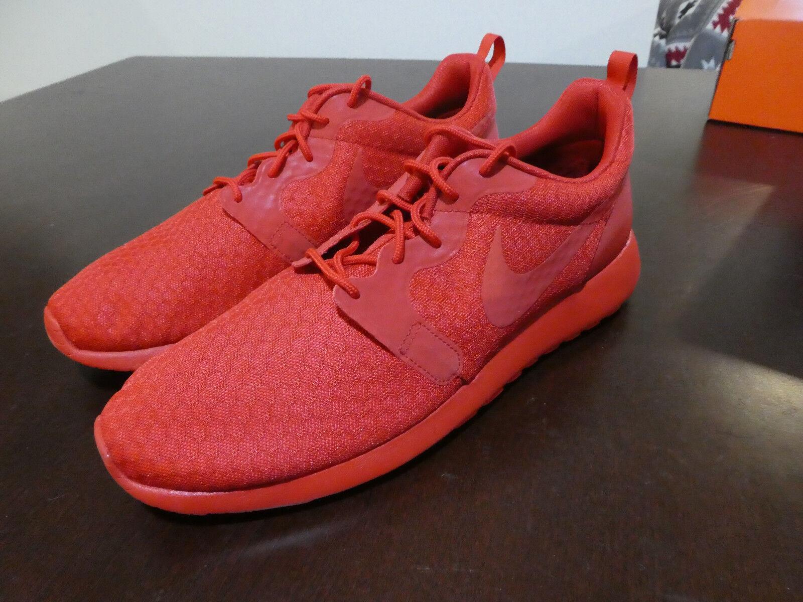 Nike Roshe Run HYP shoes mens new sneakers 636220 004 660 Rosherun one Hype red
