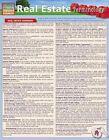 Real Estate Terminology by Jassamine B Redington Wallchart