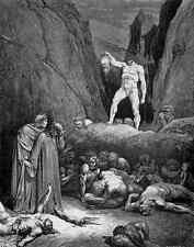 Gustave Dore Divine Comedy 060 A4 Photo Print