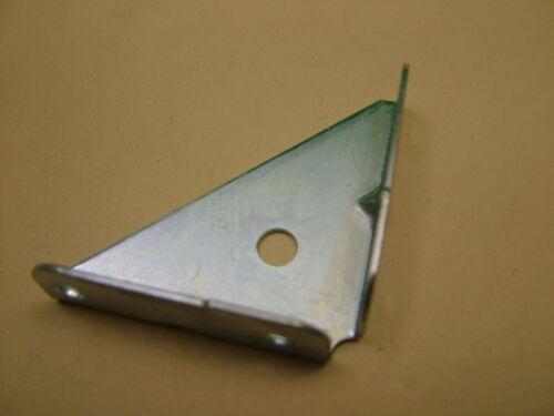 Pack 12 heavy duty enclosed corner brace angle brackets fixing repair plate 50mm