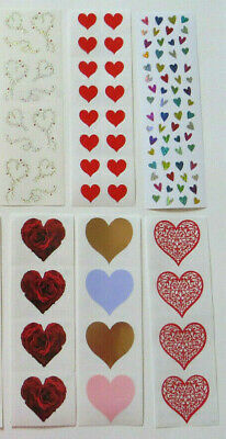 Retired Stickers 1//2 Sheet VINTAGE NEW Mrs Grossman/'s COLOR DOTS