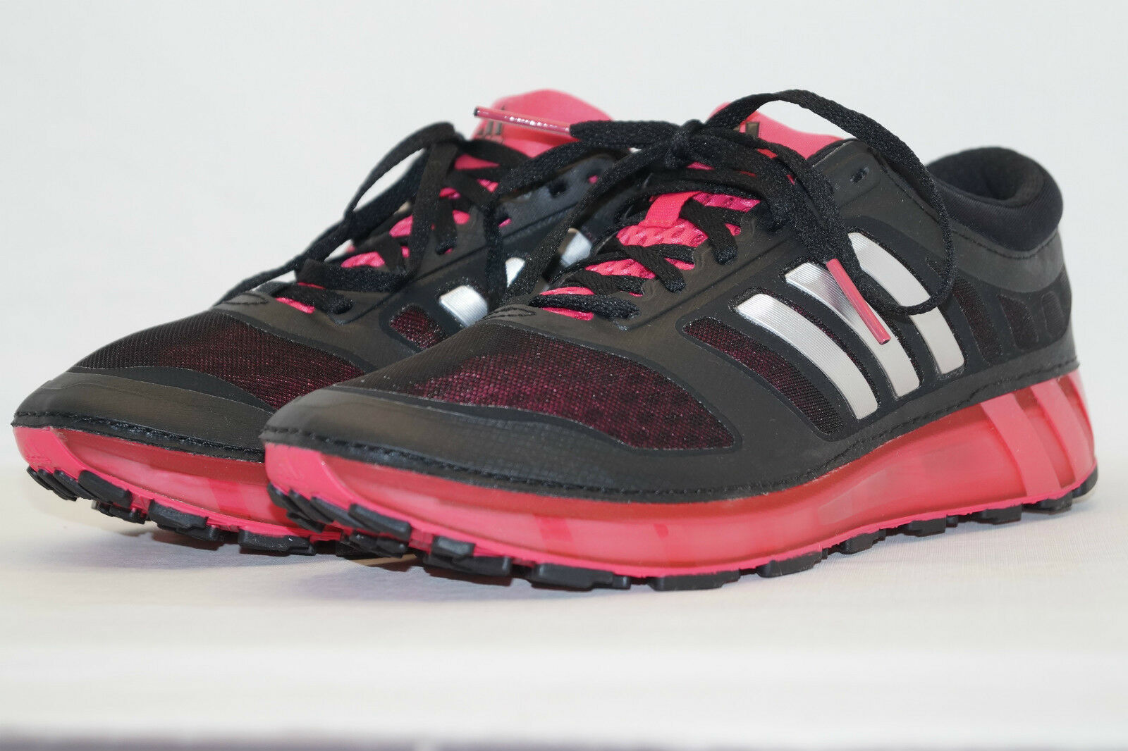 Adidas Cosmic ICE W DAMEN WMNS LAUF JOGGING SCHUHE Gr.38 1 3 UK.5,5 black pink