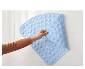 "Bath//Tub//Shower Mat 11.6/""X11.6/"" Anti Slip Antibacterial Shower Rug Splicing"