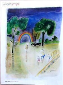 Drawing-Press-Rainbow-By-Sempe-IN-2013-Ref-68437