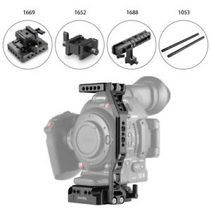 Details about SmallRig DSLR Camera Cage/Side Handle for Canon EOS C100 Mark  II C100