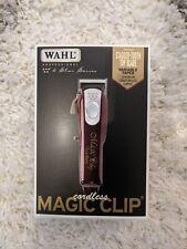Wahl Professional 5-Star Cord/Cordless Magic Clip Hair Clipper 8148