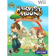 Harvest Moon: Tree of Tranquility - Nintendo  Wii Game