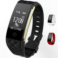 Waterproof Fitness Tracker Wfcl Oled Touch Screen Smart Watch Band With Sleep