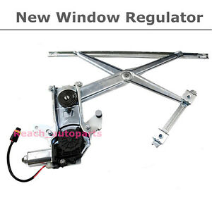 S L on 02 Dodge Dakota Window Regulator