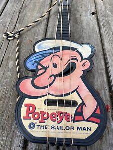 Popeye Theme + The Sailor's Hornpipe (Guitar Tab) - YouTube |Popeye Guitar