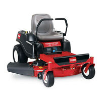 Toro 74725 452cc 42-inch Toro Engine Smart Speed Timecutter Riding Lawn Mower on sale
