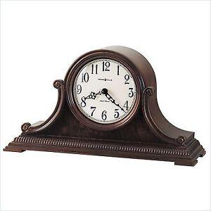 Howard Miller Dual Chime 77th Anniversary Mantel Clock 635 114