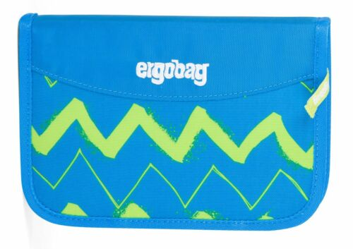 ergobag Pencil Case Mäppchen Blau Neu