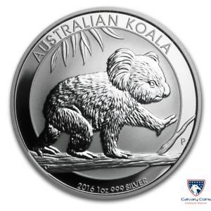 2016-1-oz-Australia-Silver-Koala-BU-in-Capsule