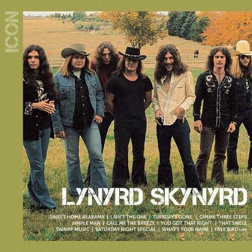 LYNYRD SKYNYRD ICON CD NEW