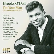 I'm Your Man: The Anthology 1963-1972 by Brooks O'Dell (CD, Apr-2008, Kent)