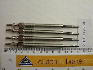 Saab-9-3-9-5-1-9-TiD-16V-1910CC-Z19DTH-Diesel-Glow-Plugs-2004-2009-150BHp