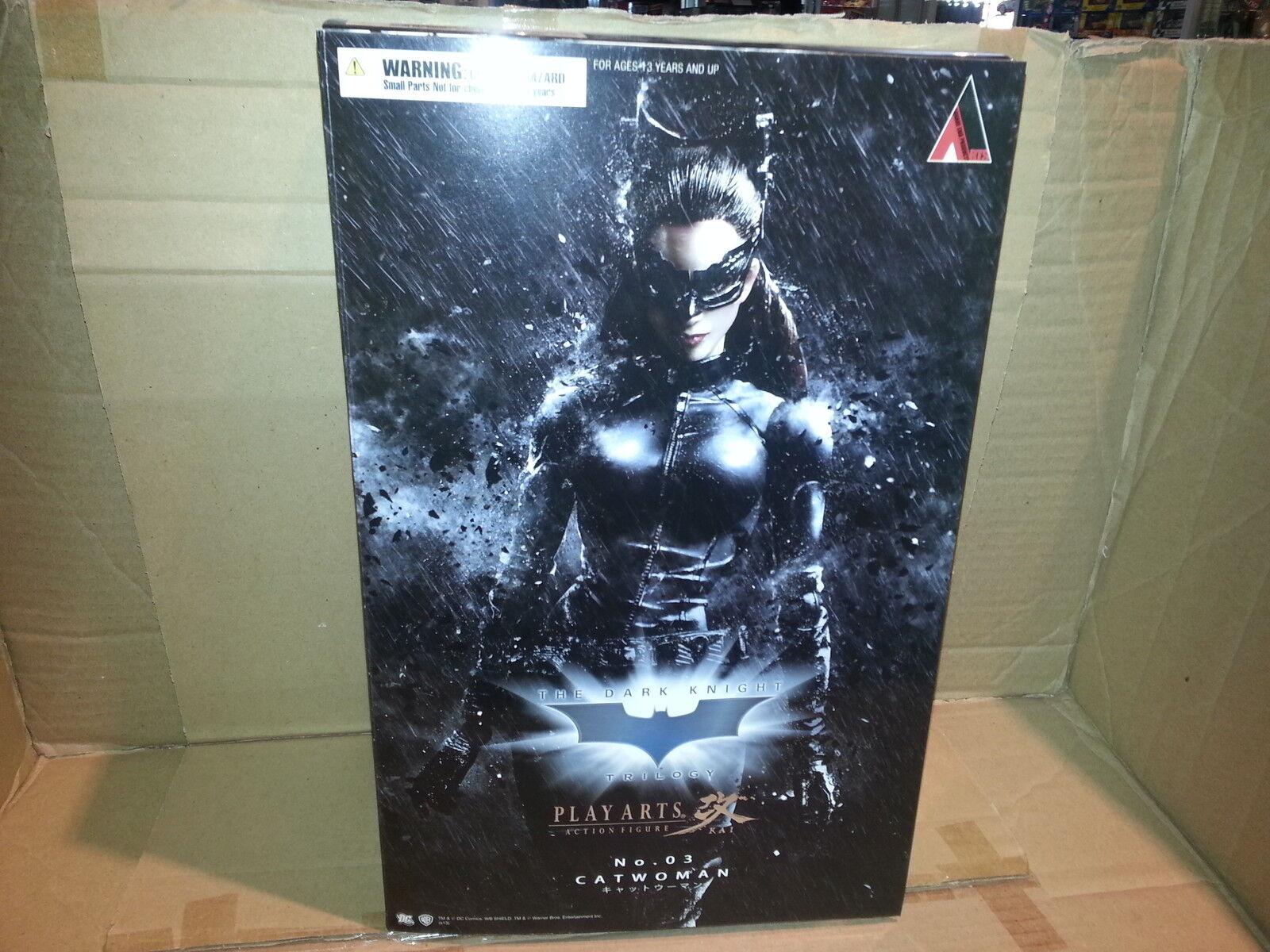 PlayartsThe PlayartsThe PlayartsThe Dark Knight Catwoman Figure ea4d55