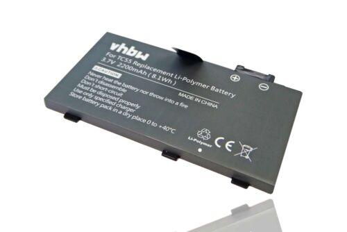 Batería 2200mAh para Motorola Symbol TC55 82-164807-01
