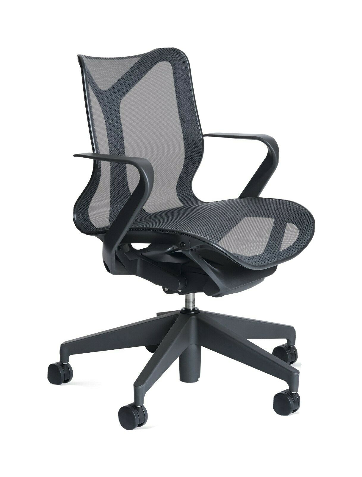 Authentic Herman Miller® Cosm™ Chair, Low Back mesh office modern desk chair