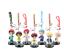 miniature 22 - 7pcs/set BTS RM Jin Suga JHope Jimin V Jungkook Doll Toy Figure BANGTAN boys