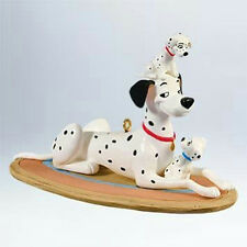 Hallmark Ornament 2011 Pongo Saves the Day - Disney's 101 Dalmatians QXD1059-SDB