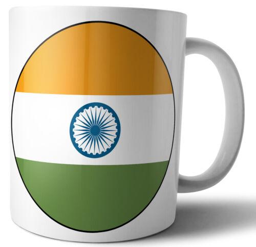 L/'Inde Indian-Pavillon de thé-café-Mug-Cup Anniversaire-Noël-Cadeau