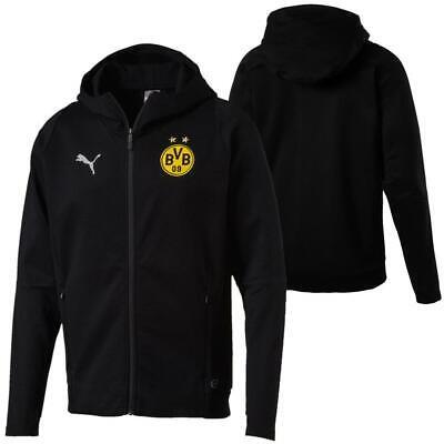 Aus Dem Ausland Importiert Puma Bvb Borussia Dortmund Herren Casual Hoodie Sweatshirt Kapuzenpullover Ein GefüHl Der Leichtigkeit Und Energie Erzeugen