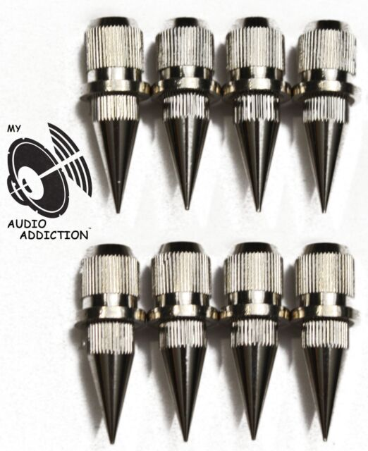 Cones Component Isolation Spikes Feet Set of 4 Highest Quality !!!!!