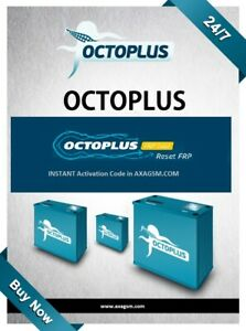 Details about Octopus Octoplus FRP Tool Activation Code INSTANT FAST  delivery activation code