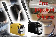Sheet Metal Aluminum Fabrication Shrinker Stretcher Tool Set Brand New