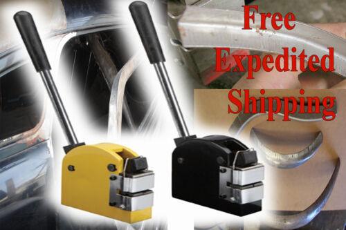HD Sheet Steel Aluminum Metal Metalworking Fabrication Shrinker Stretcher Tool
