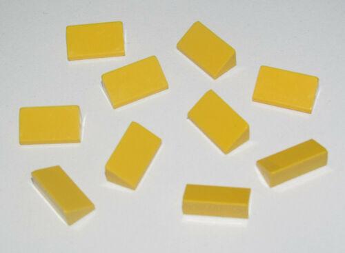 Lego ® lot sloped brick x10 1x2x2//3 slope brick choose color 85984 new