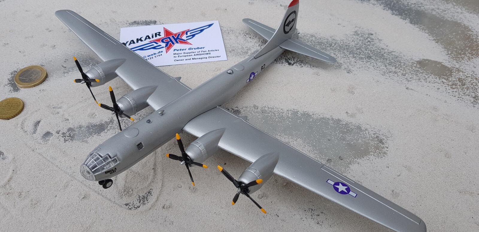Boeing B - 29 Superfortress Superfortress Superfortress 1944 atlas listo modelo avion Aircraft yakair 1 144 126cec
