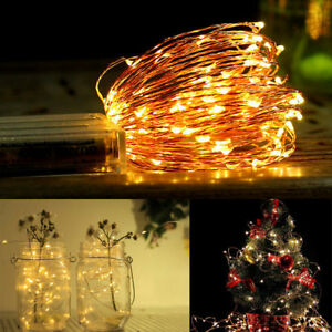 image is loading hot 5m string fairy light 50 led battery