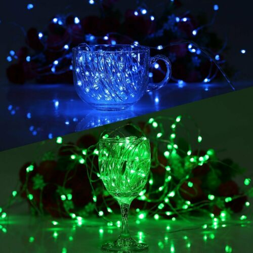 Christmas USB Powered Party Light 2m//5m//10m Fairy LED String Lights Wedding