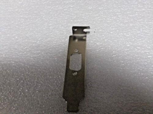 Low Profile bracket for Serial DB9 port