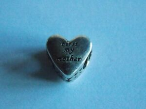 b7f066642 Image is loading Authentic-Pandora-First-My-Mother-Forever-My-Friend-