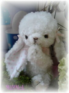 Mohair/Viscose Rabbit Pattern 6 inch