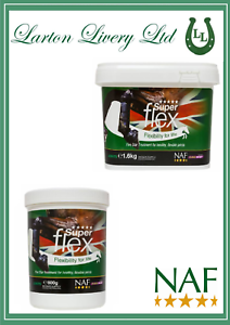 Naf Superflex Available in 800g & 1.6 kg