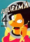 Futurama Vol 4 DVD Region 1 024543820284