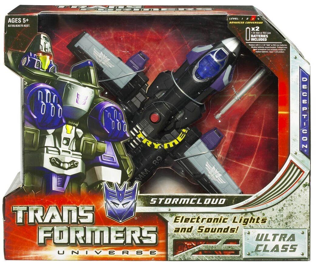 Transformers Universe Ultra Class Stormcloud Classic Series Action Figure Hasbro